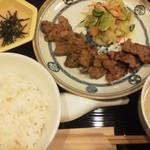 仙台 辺見 - 牛たん焼きランチ 990円