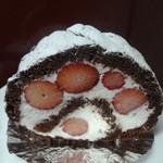 パティスリー テル - 料理写真:いちごのヒビクロ