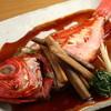 和食 えん - 料理写真:厳選産地!金目鯛の一本煮2,500円