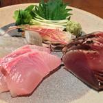 四ツ辻の辻ー - 料理写真:刺身