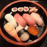 東寿司 - 上にぎり