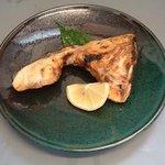 東寿司 - かんぱちカマ焼き