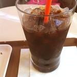 サンマルクカフェ - アイスブラック