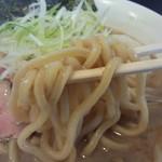竹麺亭 - 麺リフト