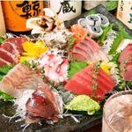 魚八商店 - 【漁港直送!鮮魚六点盛り】1980円