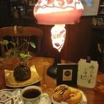 空穂屋 - コーヒーと焼きドーナツ