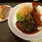くるとん - お魚と海老フライ