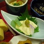楓林 - 湯葉とろ刺身☆