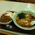 Chuukasobatamiya - 日替わりだと700円。通常は850円。