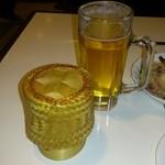 キンナリー - ・もち米とビール