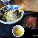 さぬき一番 - 天ぷらセット