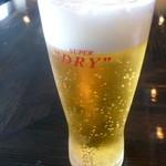 18278865 - 生ビールアサヒ