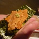 海物焼 新島水産 - ☆シンプルに塩&山葵でパクリ(^u^)☆