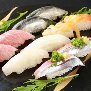 本当にうまい寿司が食べたい!