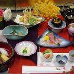 日本橋 - 秋の味覚コース