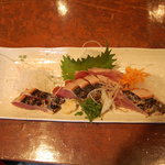 丸竹都寿司本店 - 鰹たたき