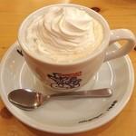 コメダ珈琲店 - ウインナー珈琲美味しい。