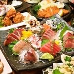 魚八商店 - 宴会お料理