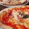 ブラーヴァ - 料理写真:アツアツのピザ