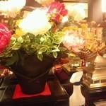 18289892 - 店内のお花