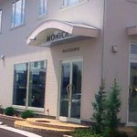 PATISSERIE MONICA - 布瀬の幸楽苑(290円ラーメン)の駐車場の隣です