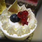 PATISSERIE MONICA - レアチーズケーキ