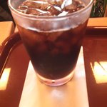 モスバーガー - ドリンク写真:アイスコーヒー210円(2009.7)