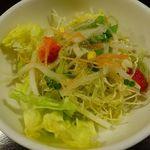 アムール - カリーランチ(野菜たっぷりカリー) 1