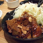 東京トンテキ - トンテキ定食