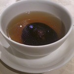 18293051 - 干しシイタケのスープ