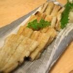 18296204 - 国産鰻の白焼き