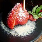 BACCHUS BASSIN - 苺・・・綺麗で美味しい苺です。