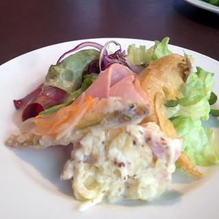 fine diner & salon bar 7-NANA- - 前菜5種盛り