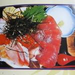 つれづれ - 海鮮丼