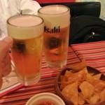 ソルアミーゴ - 乾杯です!