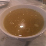 クンバ ドゥ ファラフェル - レンズ豆のスープ
