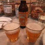 クンバ ドゥ ファラフェル - パレスチナのビール(800円)