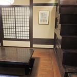 美濃吉 - 階段箪笥のあるお部屋
