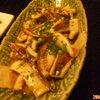 Kakurembou - 料理写真:イカのガーリック炒め
