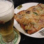 IG - カールスバーグと伝説の四角いピザ