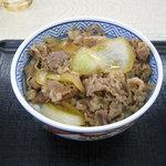 吉野家 - 料理写真:「牛丼(並)」です。