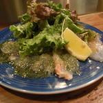 ワイン食堂 イナセヤ キッチン - カルパッチョの盛り合わせ(980円)