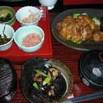 18302516 - チキン南蛮定食ランチ