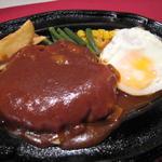 創作居酒屋 レストラン ノア - 創業以来変わらぬ美味しさ ハンバーグ