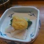 Shiduka - 平貝の味噌和え