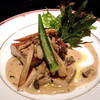 ジョカーレ - 料理写真:プロフィットコース:2500円/鶏モモのソテー (2013.Feb)