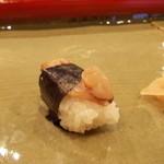 重寿司 - 赤貝のひも!!