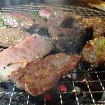 焼肉MIURAえん - そろそろ食べごろです。