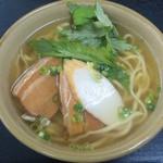 Ginowansoba - 沖縄そば あっさり 細麺