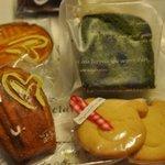 ル・アンジェ - 料理写真:焼き菓子類